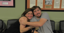 Jeff Bauman & Celeste Corcoran are Boston Strong-er!
