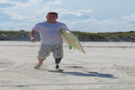 POA represents at 1st-Ever ISA World Adaptive Surfing Championship, Sept 24-27, 2015