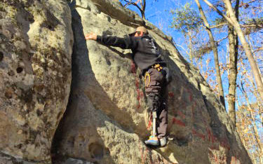 Dave Klar, AK Amputee: Exploring and Conquering New Heights